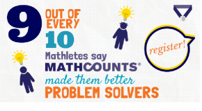Math Counts signup