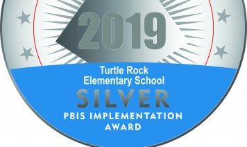 Silver PBIS symbol