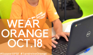Wear Orange October 18