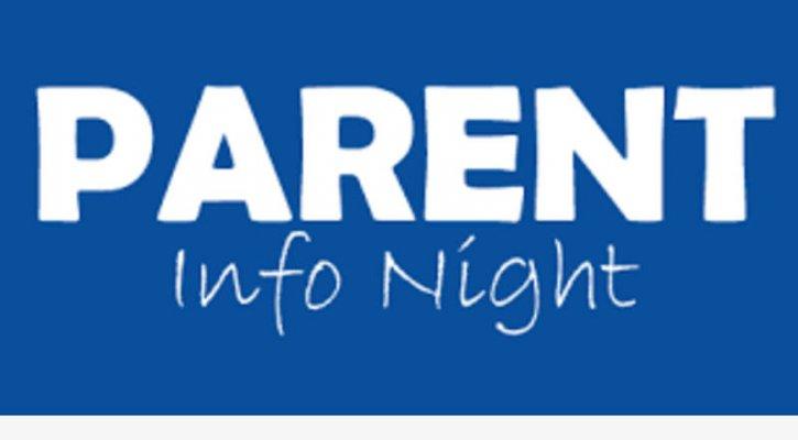 Parent Info TK